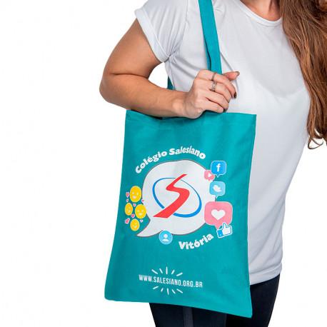 Ecobag Envelope em Brim (100% Algodão)
