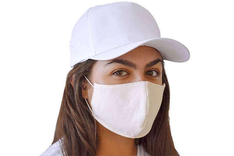 máscara de proteção da São José Confecções